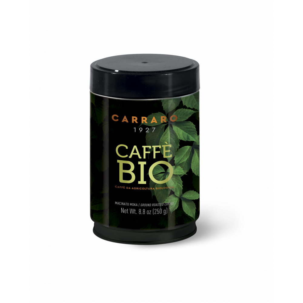 BIO Organická káva - mletá 250g