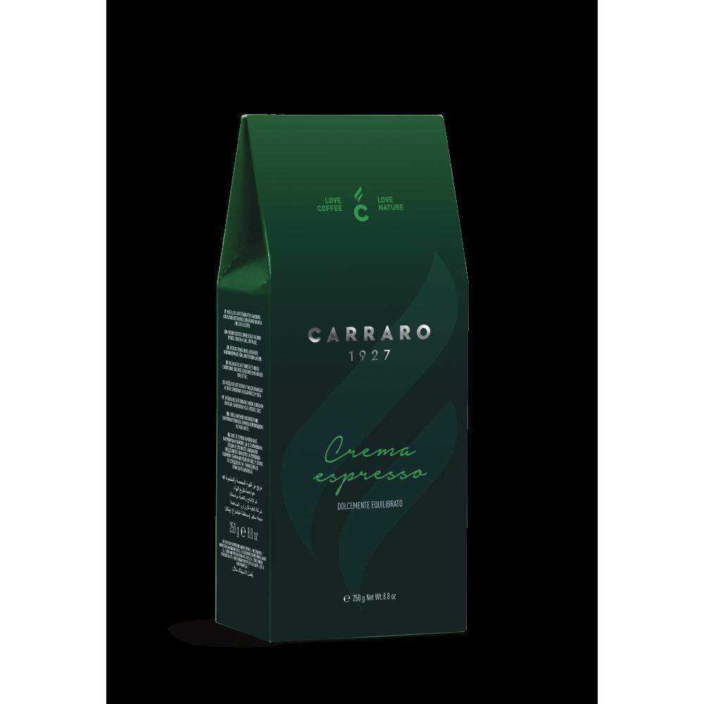 Crema espresso - mletá 250g