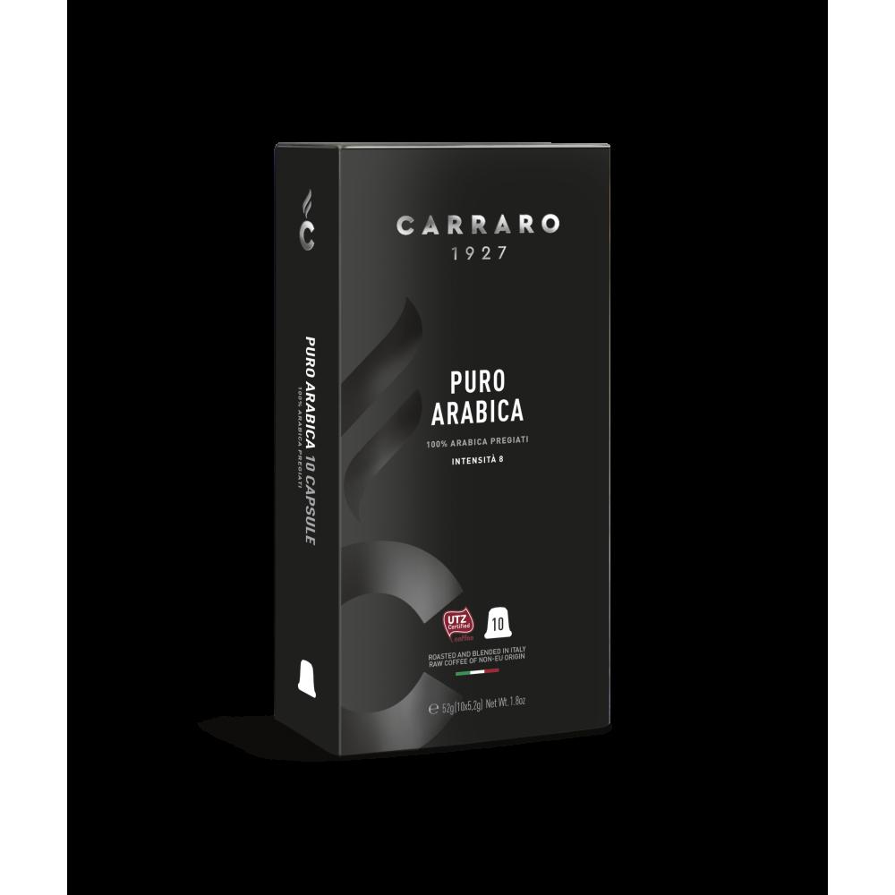Nespresso - Puro Arabica 10ks
