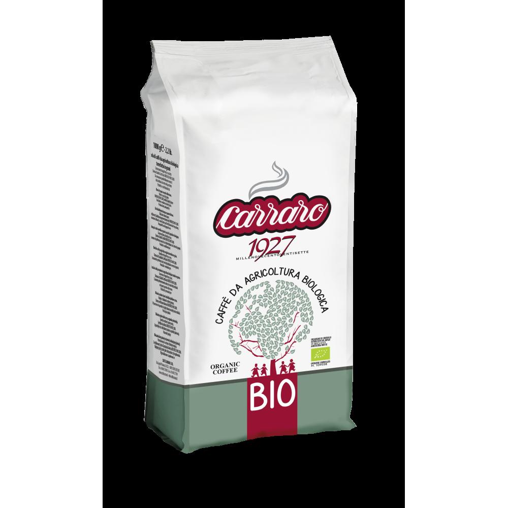 BIO Organická káva - zrno 1kg